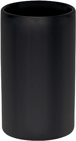 Spirella Move-Vaso para cepillos de Dientes Polipropileno, 12,5 cm x 8 cm Color Naranja