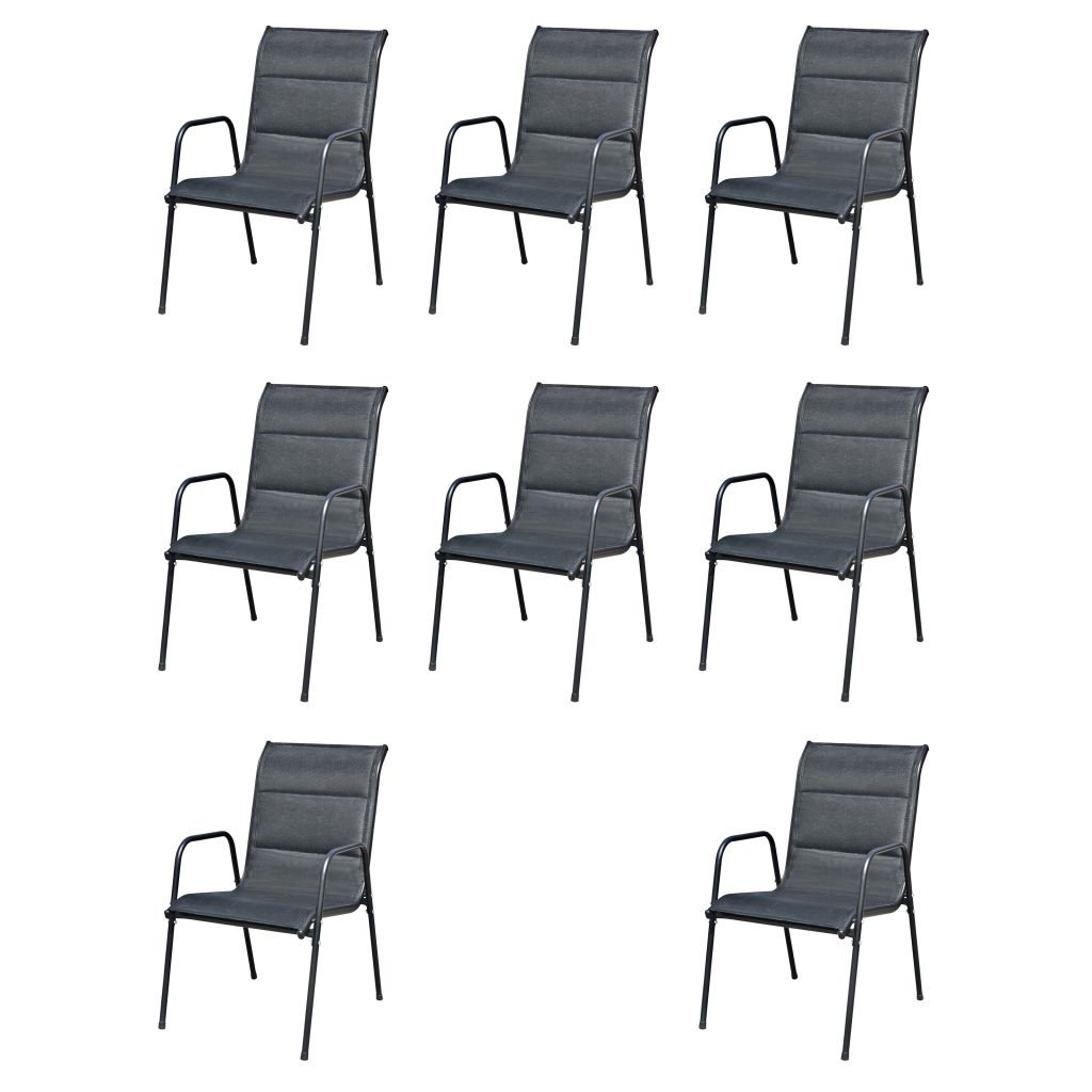 Amazon.com: Daonanba Elegant Style Outdoor Dining Set ...