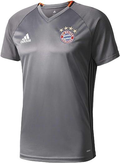 adidas FCB TRG JSY Camiseta Entrenamiento FC Barcelona, Hombre: Amazon.es: Ropa y accesorios