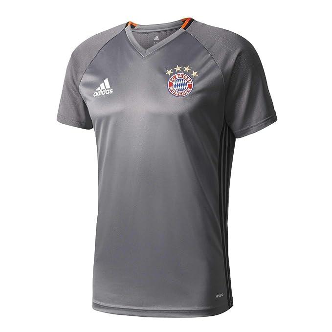 adidas FCB TRG JSY Camiseta Entrenamiento FC Barcelona, Hombre ...
