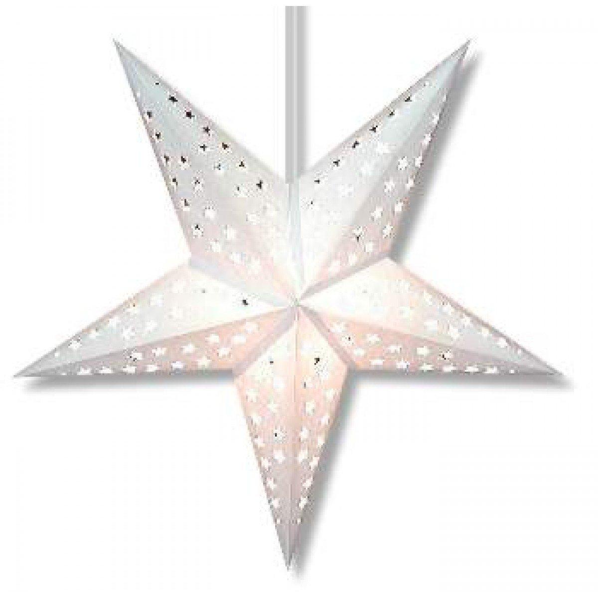 Purity Hanging Paper Star Lantern