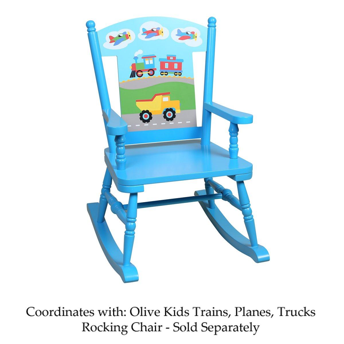 Olive Kids Trains, Planes, Trucks Table & Chair Set by Olive Kids (Image #7)