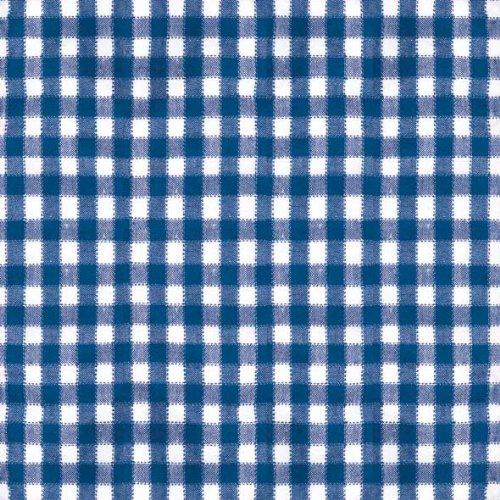 vichy bleu lot de 2 serviettes 33 x 33 cm Ambiente