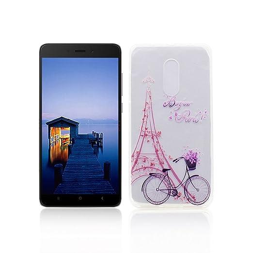 48 opinioni per Cover XiaoMi RedMi Note 4 Custodia TPU Silicone OuDu Cover XiaoMi RedMi Note 4