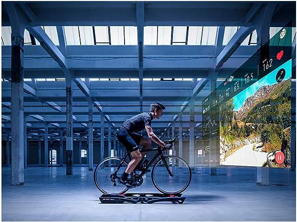 Elite Arion Digital Smart B Interactive Bike Roller Trainer App Compatible