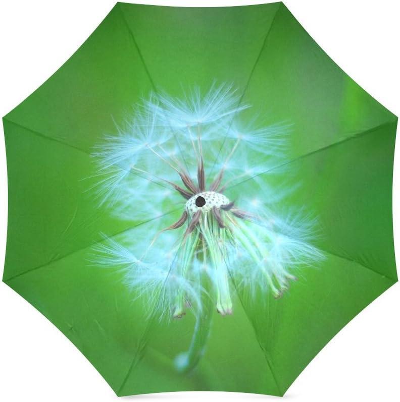 Personalized Dandelion Personalized Foldable Raining Umbrella