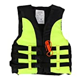 Life Vest Buoyancy Swimming Jacket Swimming Boating Drifting Aid Jacket With Survival Whistle For Child