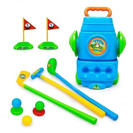 Webla - Juego Golf de Interior Juguetes de Plástico Para ...