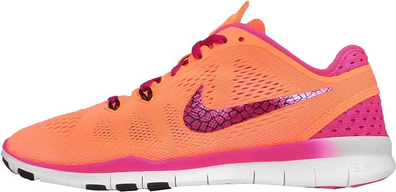 nike free 5.0 breathe Amazon.com | Nike FREE 5.0 TR FIT BREATHE (Sunset Glow/Pink ...