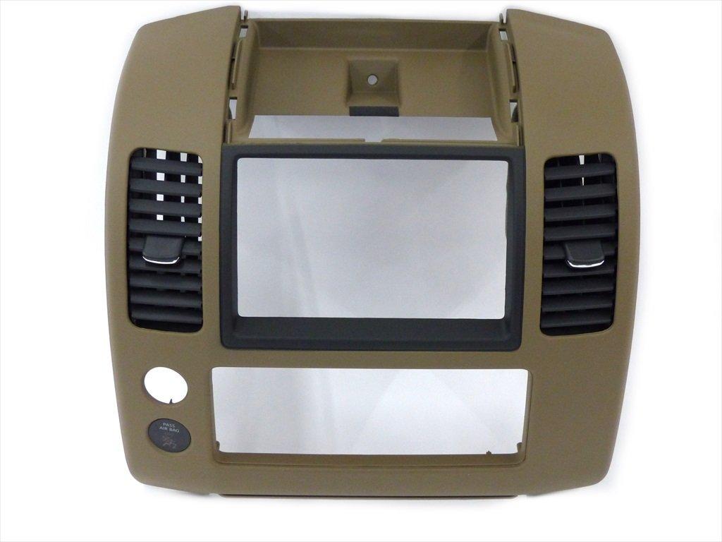 2005-2006 Nissan Pathfinder Center Dash Instrument Panel Cluster Lid OEM NEW
