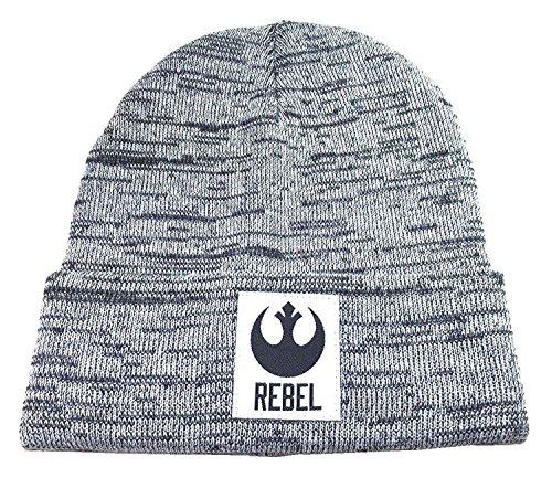 Star Wars Rebel Alliance Marled Cuff Beanie (Rebel Alliance Star Wars)