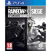 Tom Clancy's Rainbow Six Siege by Ubisoft for PlayStation 4