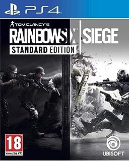 Tom Clancy's Rainbow Six Siege (PS4): Amazon co uk: PC & Video Games