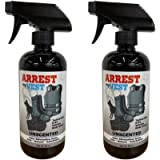 Arrest My Vest Military and Police Grade Odor Eliminating Spray for Body Armor, Tactical Gear. Safe on K9's, Ballistic…