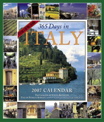 365 days in italy calendar 2007