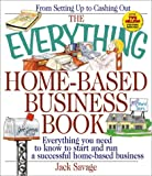 img - for Everything Home-Based Business (Everything Series) book / textbook / text book