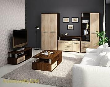 Tv Wohnwand Tv Tisch Satz Wohnzimmer Satz Angel 6 Tv Bank