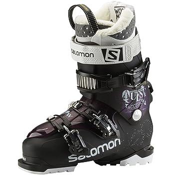 Salomon Damen Skischuhe schwarz 26 12: : Sport
