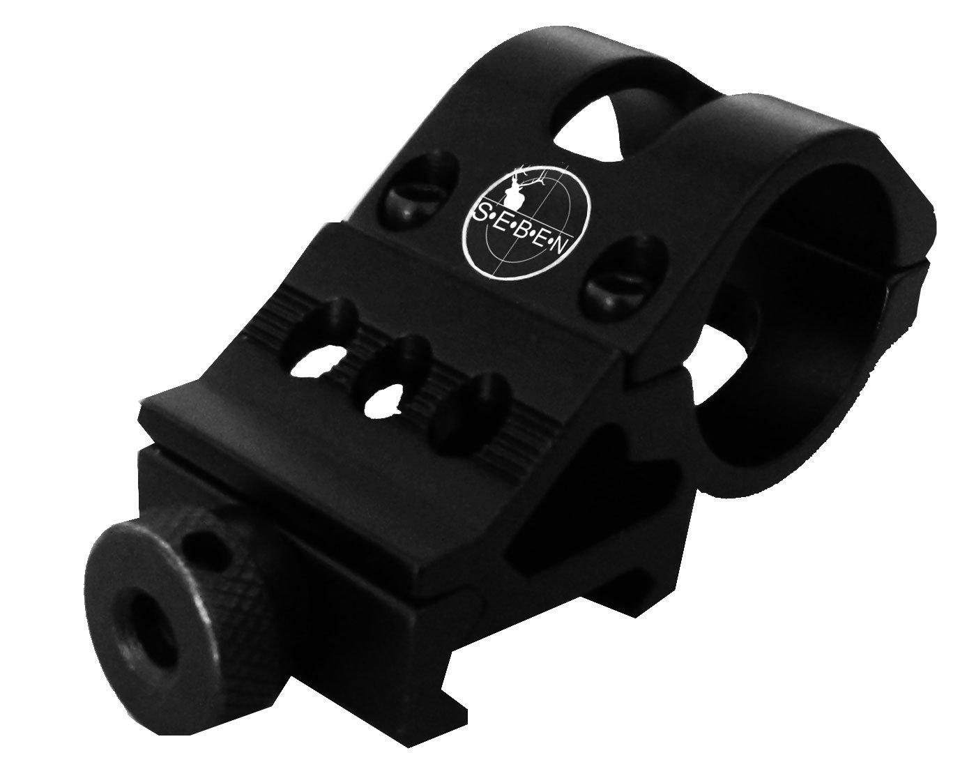 Seben montage lunette vis/ée 30mm rail 11mm RSM12