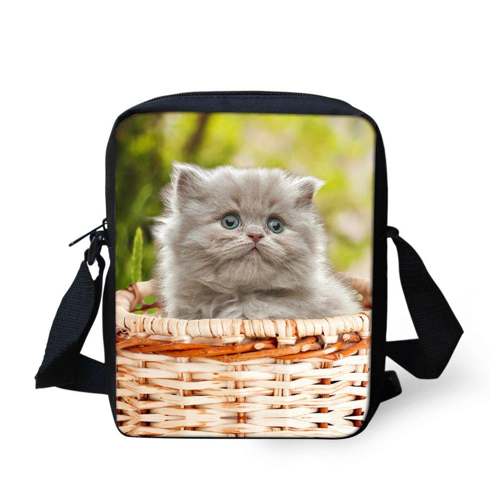 Youngerbaby Cute Kids Messenger Bag Crossbody Bag for Girls Boys Shoulder Bags