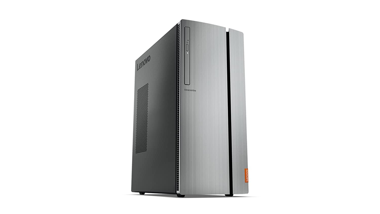 Lenovo IdeaCentre 720 3,2 GHz AMD Ryzen 5 1400 Negro, Plata Torre PC - Ordenador de sobremesa (3,2 GHz, AMD Ryzen 5, 8 GB, 2256 GB, DVD±RW, Windows 10 Home)