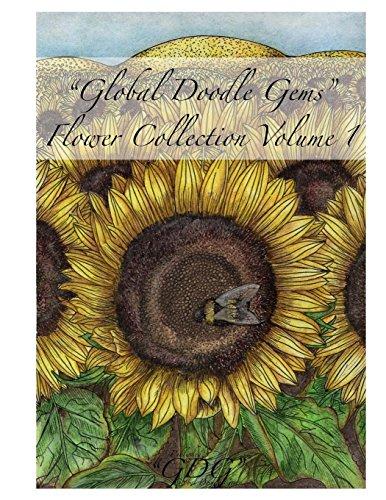 Global Doodle Gems Flower Collection Volume 1: