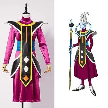 Amazon.com: Dragon Ball Z Disfraz de Halloween, diseño de ...