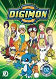 Official Digimon Adventure Set: Complete Second [DVD] [Region 1] [US Import] [NTSC]