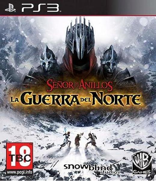 El Señor de los Anillos: La Guerra del Norte: Amazon.es: Videojuegos