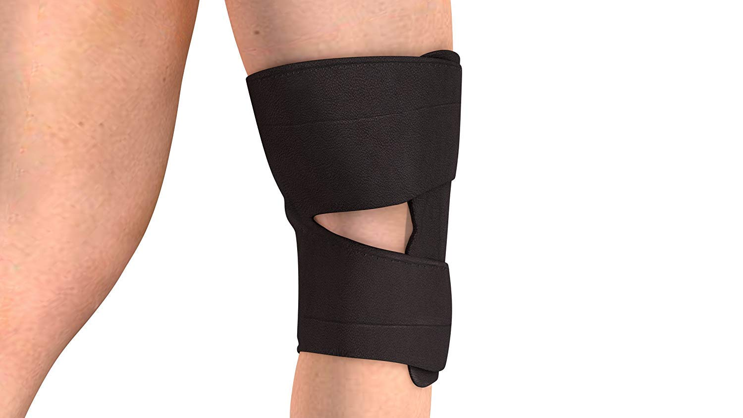 972cf32207 Knee Brace support by Pegasus- For Running Basketball Arthritis ACL MCL  rehab TOP QUALITY BREATHABLE non Bulky Neoprene. Best Open Patella Knee  Protector ...