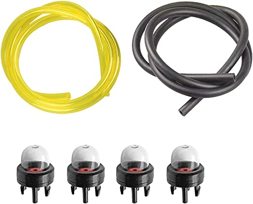 Primer Bulb Fuel Hose Lines Fit for ECHO CS300 CS301 CS305 CS310 Chainsaw