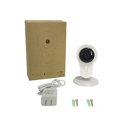 Out Side In Side Cámara de vigilancia Cámara de vigilancia inalámbrica Cámara IP inalámbrica 720P,