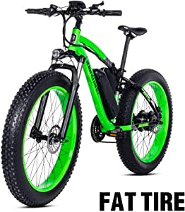 Shengmilo-MX02 Bicicleta eléctrica 1000w Bicicleta de montaña ...