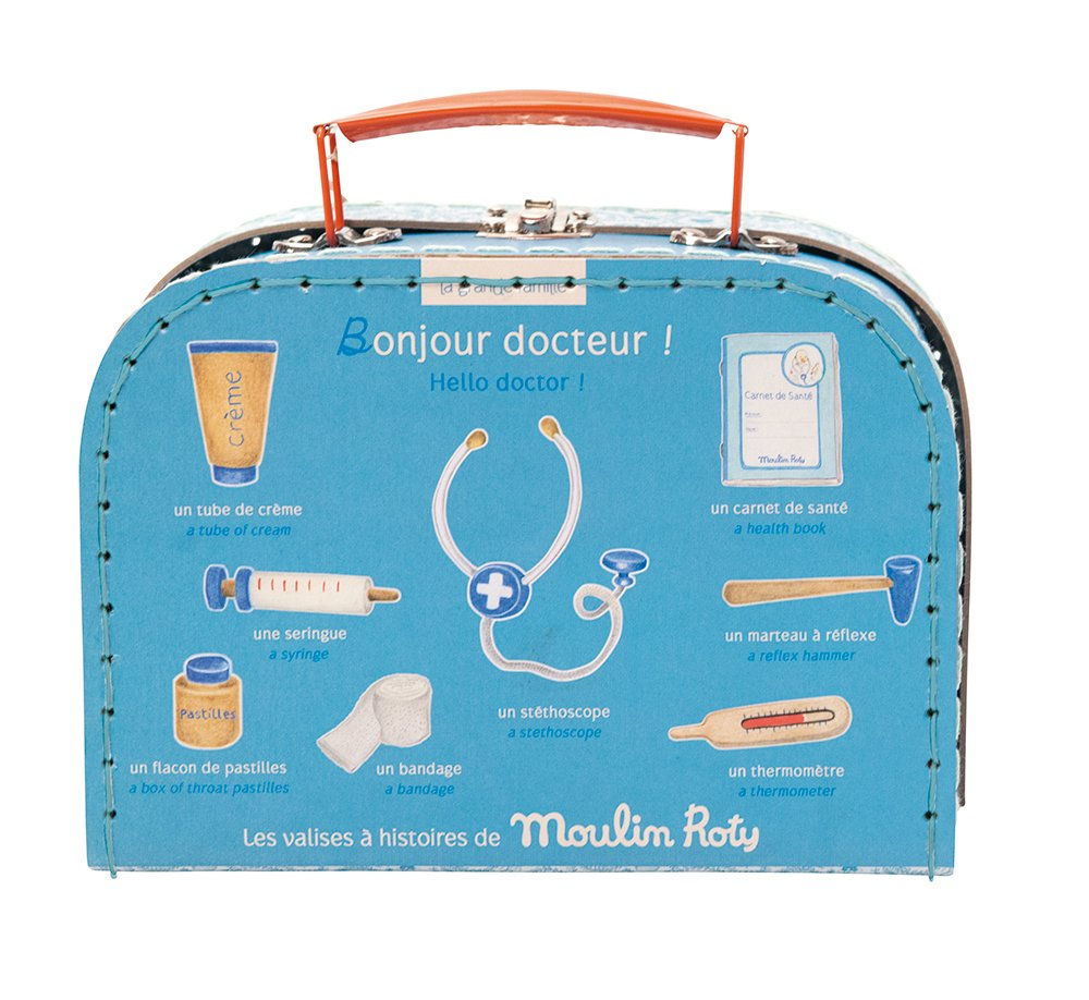 Moulin Roty Play Doctor Kit by Moulin Roty