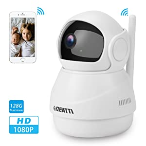 DIATTI 360 Wireless Security Camera