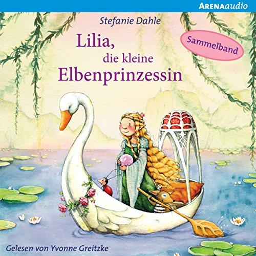 Wunderbare Abenteuer im Elbenwald (Lilia, die kleine Elbenprinzessin - Sammelband):