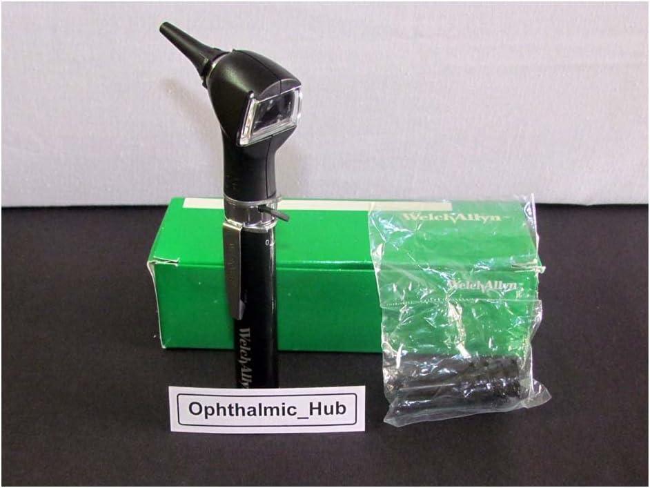 Welch Allyn 22840 - Otoscopio con mango de batería AA (2,5 V)