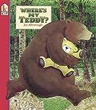 Where's My Teddy?, Jez Alborough, 1564024687