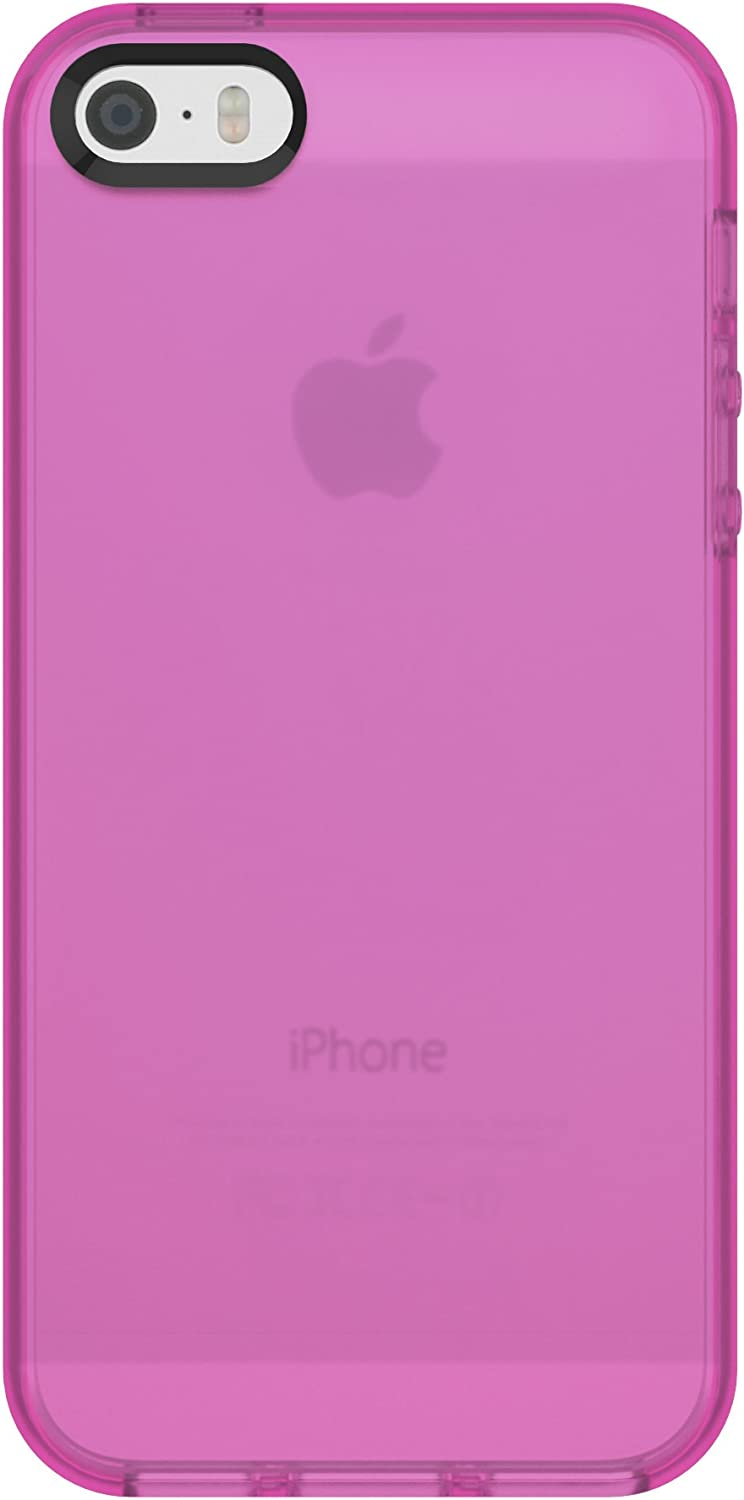 Incipio NGP Case for iPhone SE, iPhone 5, and iPhone 5S - Translucent Pink