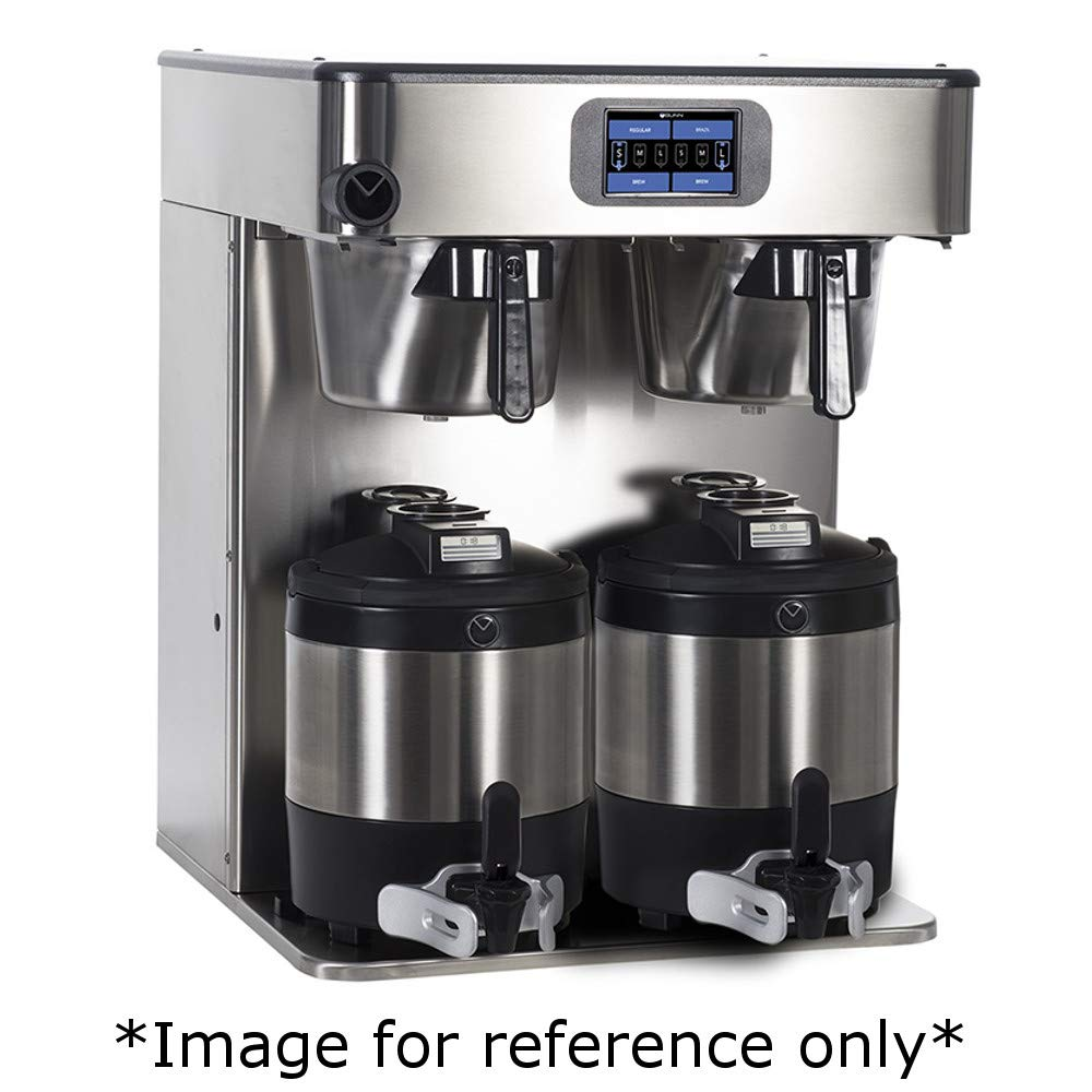 Bunn 53400.0100 ICB Infusion Series Platinum Edition Twin Coffee Brewer