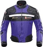 BORLENI Chaqueta de moto a prueba de viento motocicleta armadura de equipo de protección otoño invierno verano para…