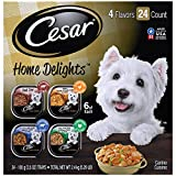 CESAR HOME DELIGHTS Soft Wet Dog Food Pot Roast & ...