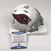 $199 » Autographed/Signed Kyler Murray Arizona Cardinals Football Mini Helmet Beckett BAS COA