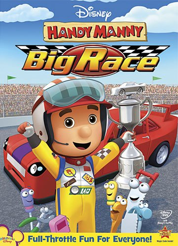 Handy Manny: Big Race [Latino]