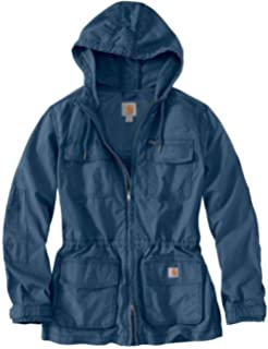 Amazon.com: Carhartt Womens Smithville Jacket: Clothing