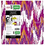 Five Star 1-1/2 Inch 3 Ring Binder, Chevron Design (29000AA6)