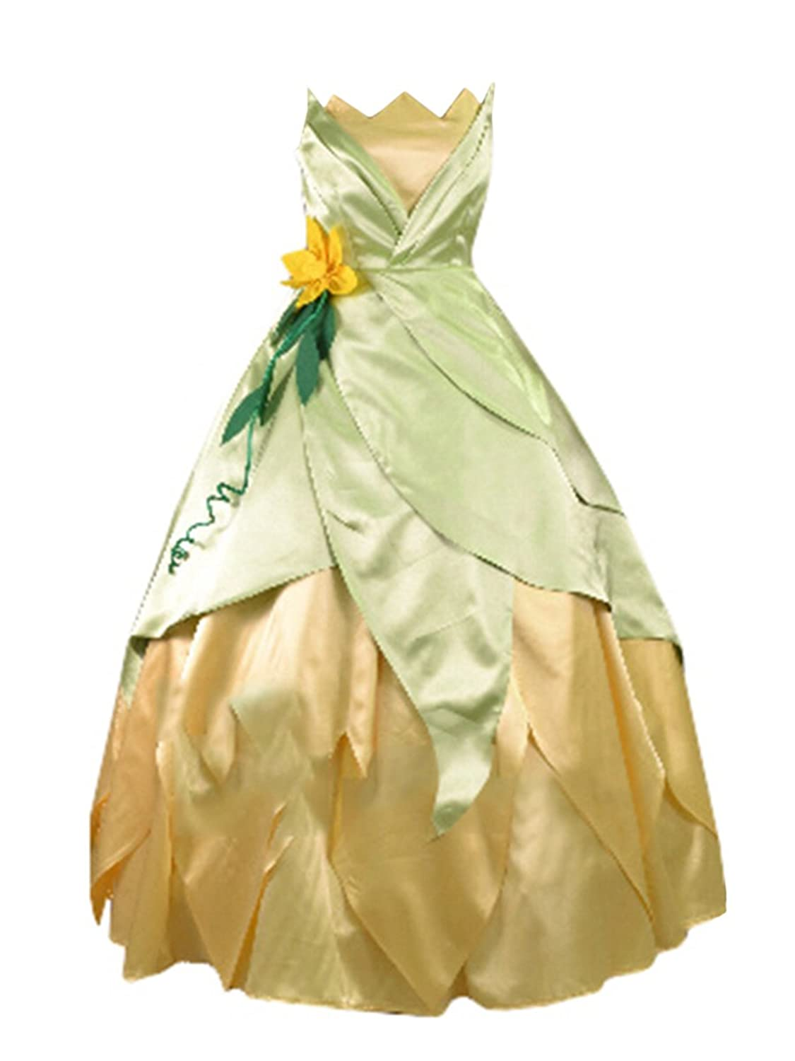 Amazon.com Horcute gorgeous Princess Cosplay Dress Costume For Adult Customizable Clothing  sc 1 st  Amazon.com & Amazon.com: Horcute gorgeous Princess Cosplay Dress Costume For ...