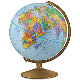 Replogle Explorer Raised Relief Globe, 12\