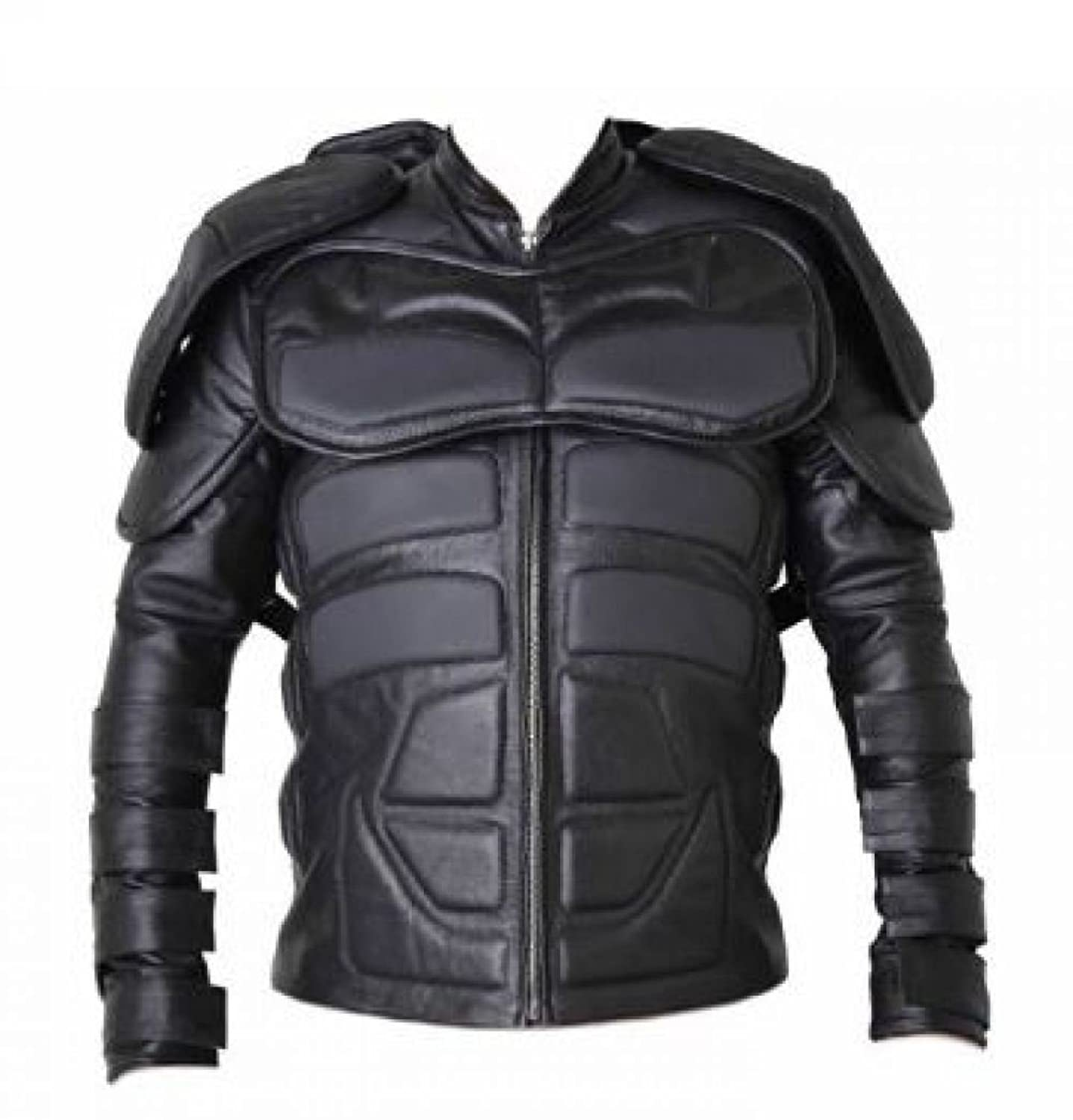 Celebrita X Bat man Dark Knight Leather Jacket