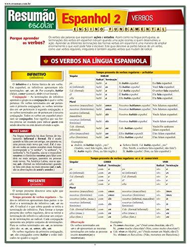 Espanhol 2. Verbos
